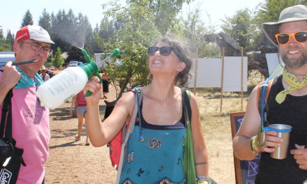 It's Getting Hot in Here – Dealing with heat at music festivals