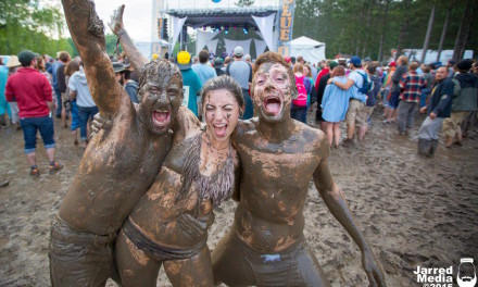 Here Comes the Rain: Surviving a Rainy Music Festival