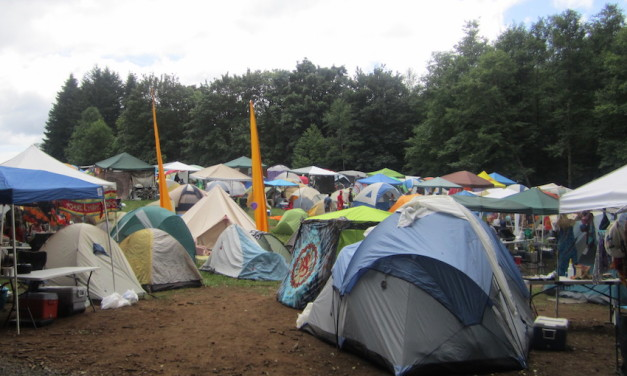What to take to a festival: 5 Things You Forgot!