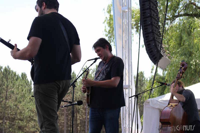 Blue Ox: Jeff Austin Band 2