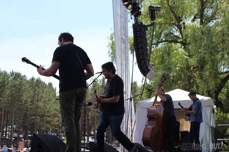 Blue Ox: Jeff Austin Band
