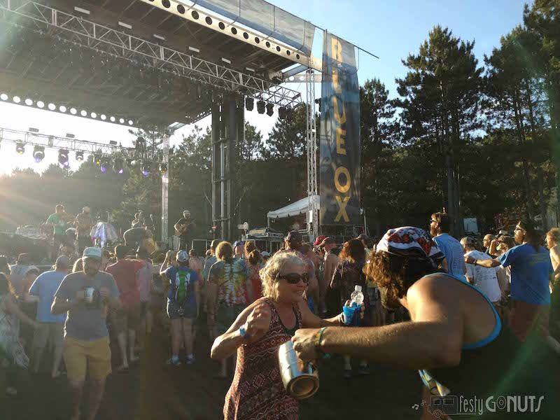 Blue Ox Main Stage