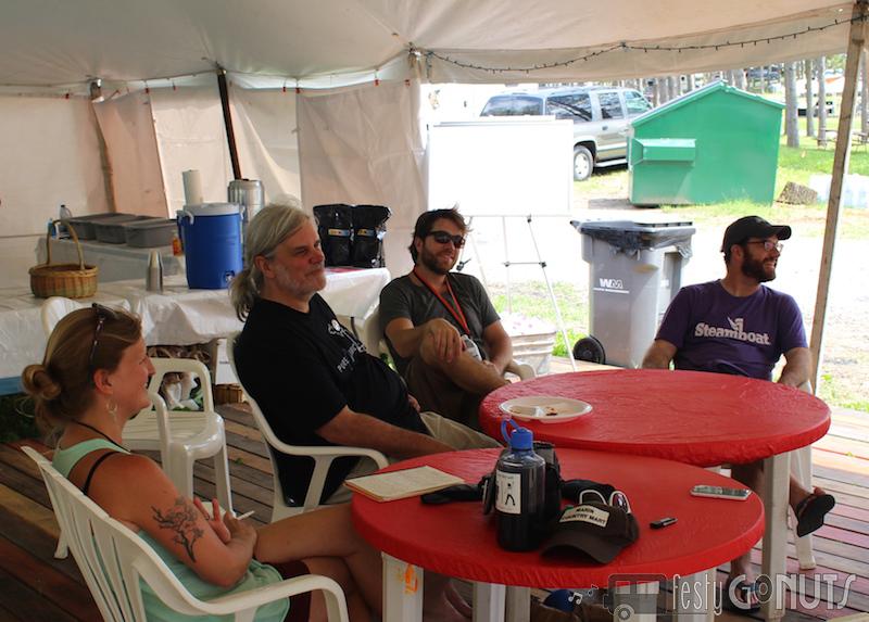 Leftover Salmon Interview - Blue Ox Music Festival