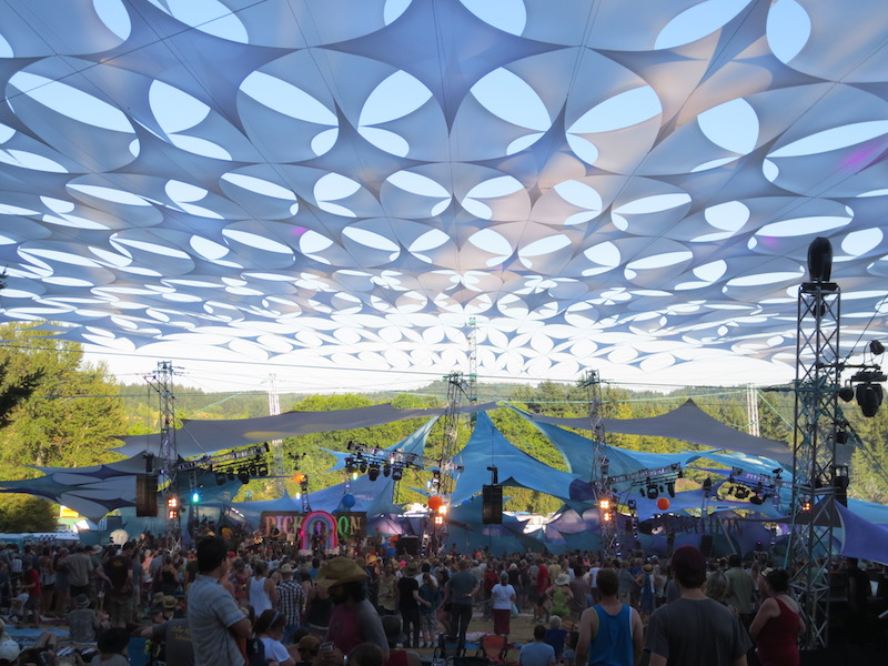 Pickathon Main Stage