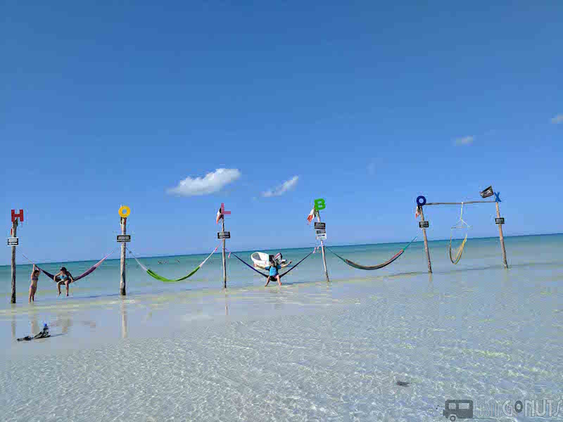Isla Mujeres: Hammock Time