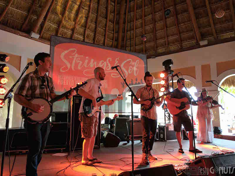 Strings_and_Sol_2016: Yonder Mountain String Band Gazebo Set