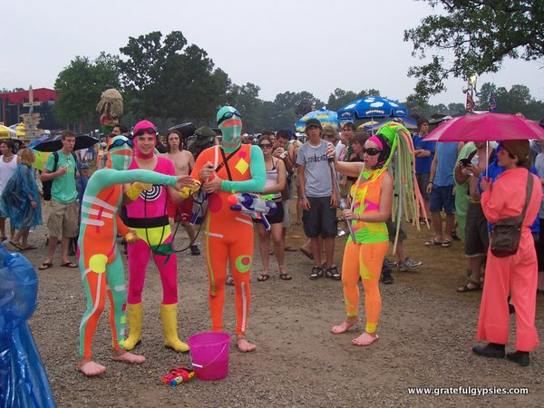Bonnaroo Survival Guide - beat the heat!