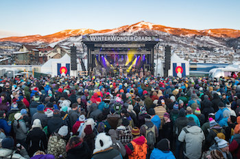 Winter Wondergrass Music Festival Steamboat Colorado