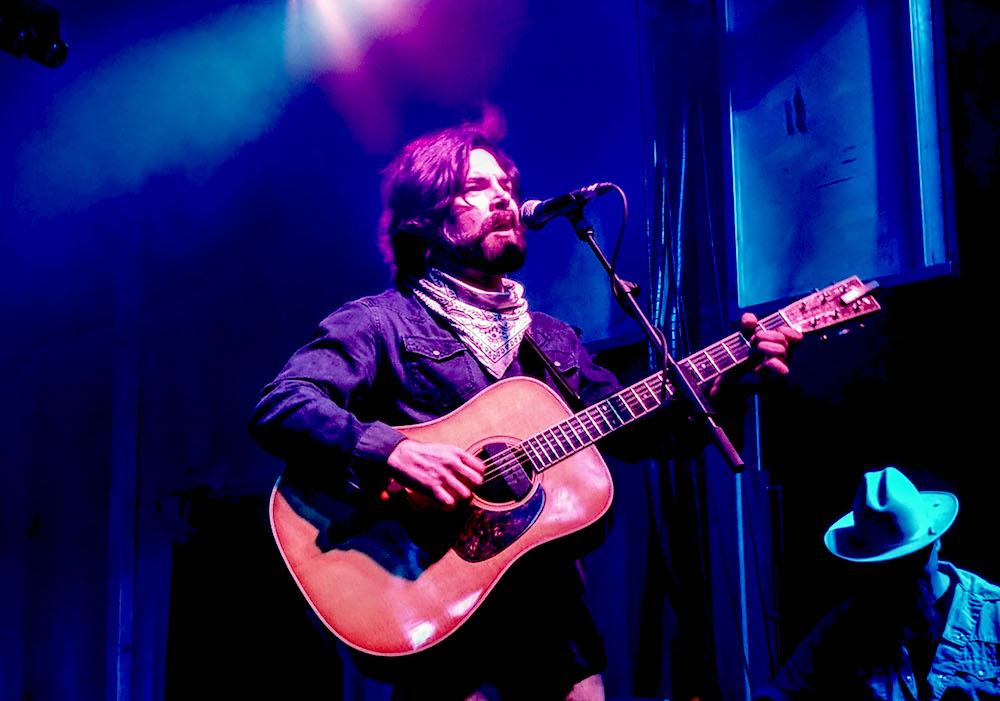 Andrew McConathy of Drunken Hearts