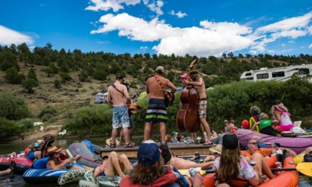 Yarmony Music Festival 2019: 4 Days of Music, Camping & Floating