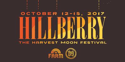 hillberry festival fall music festivals 2017
