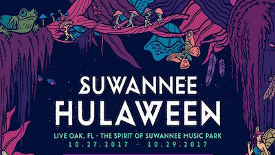 Suwanee Hulaween fall music festivals 2017