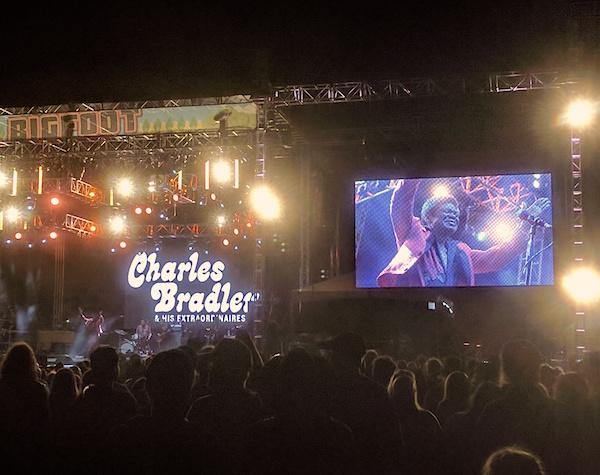 Charles Bradley at Sasquatch Music Festival