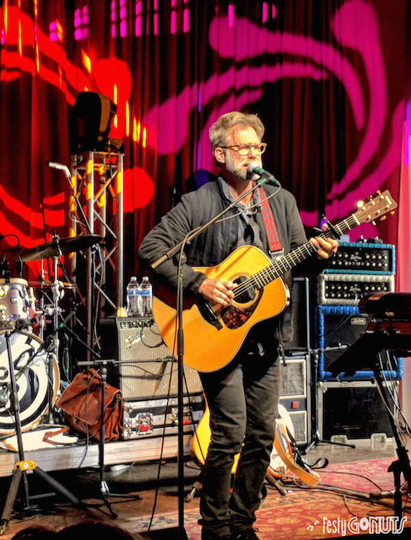 Anders Osborne with Leftover Salmon Stanley Hotel 2018