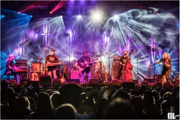Railroad Earth Same Team (on the DL Photography)