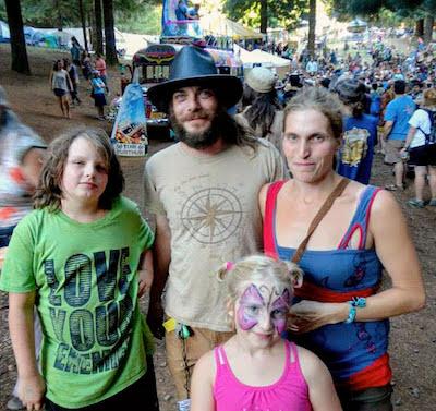 Dugan Family at Kid Friendly Music Festival