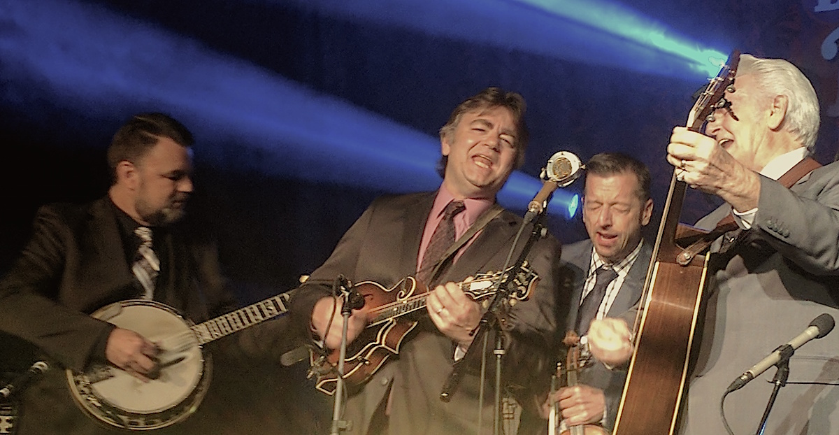 Ronnie McCoury Interview: Travelin' McCourys, DelFest and Dad