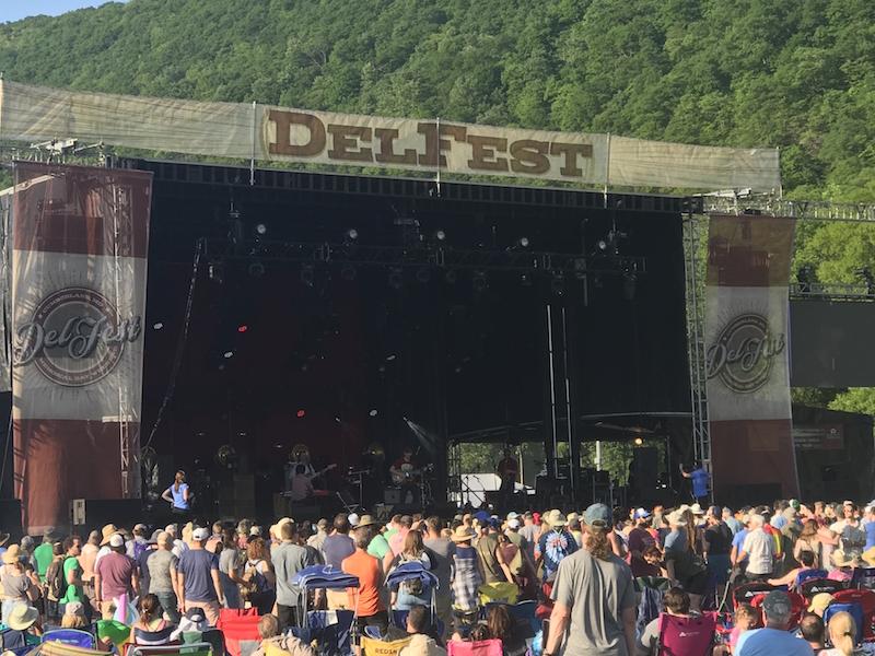 Delfest Music Festival 2018