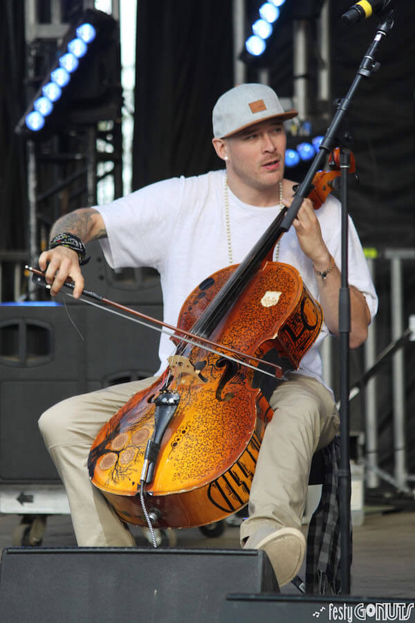 Jordan Polovina Sonic Bloom Music Festival 2018