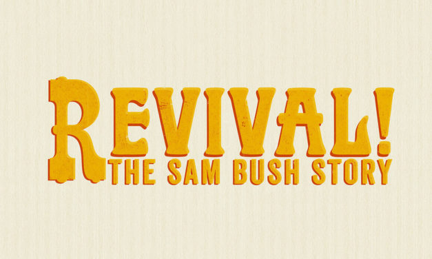 """Revival: The Sam Bush Story"" Available on Amazon!"