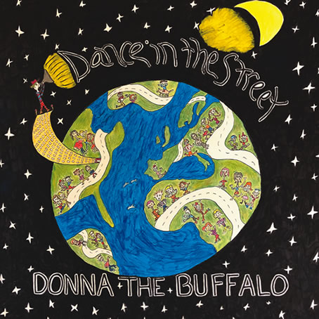 """Interview with Tara Nevins, """"Donna the Buffalo"""""""