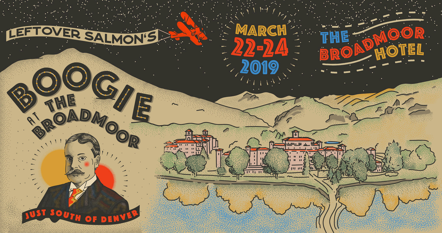 Leftover Salmon's Boogie at the Broadmoor: What to Expect