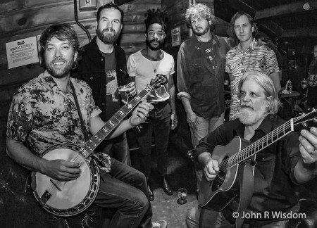 "Leftover Salmon: Three Nights in Colorado ""Stories From the Living Room"""