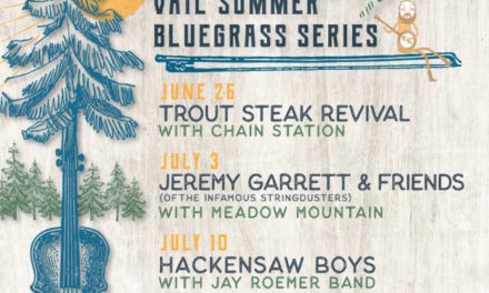 Vail Bluegrass Series: Lineup and Venue Change!
