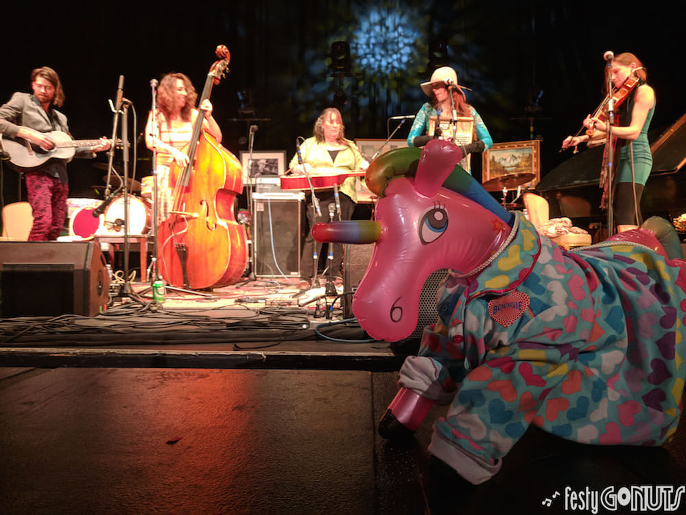 Leftover Salmon Boogie at the Broadmoor