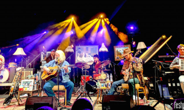 Leftover Salmon's Boogie at the Broadmoor 2019 Review