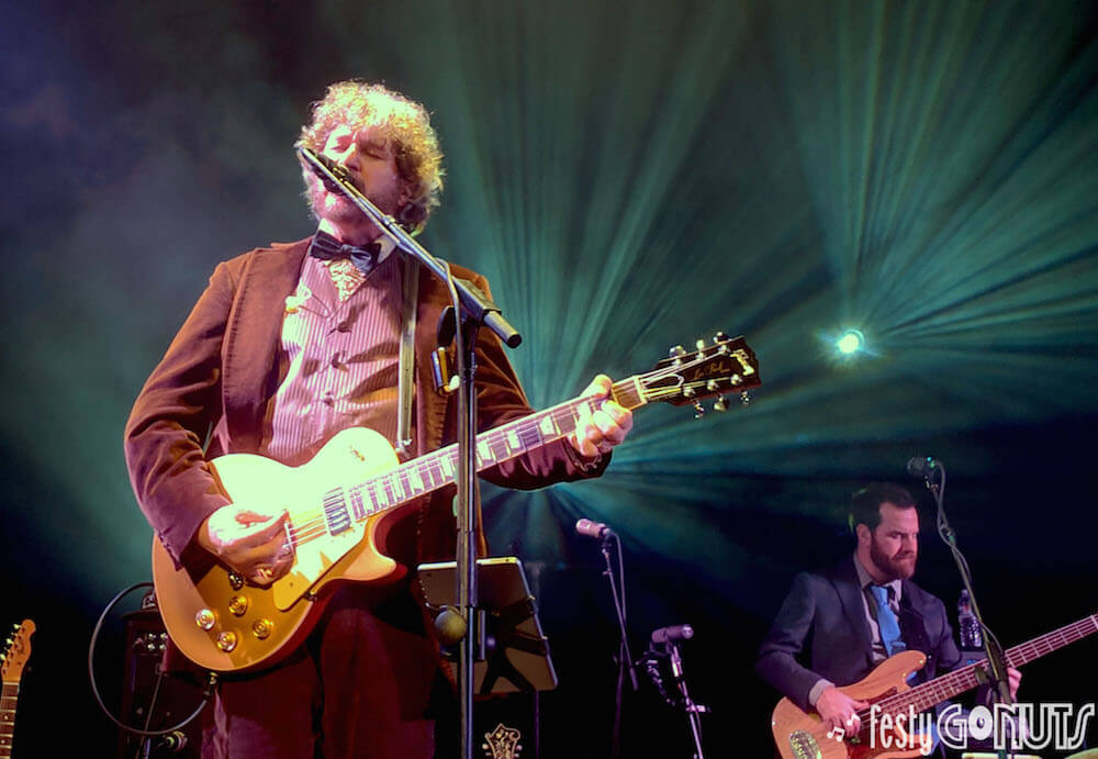 Leftover Salmon's Drew Emmitt | Leftover Salmon 30 Years Under the Big Top