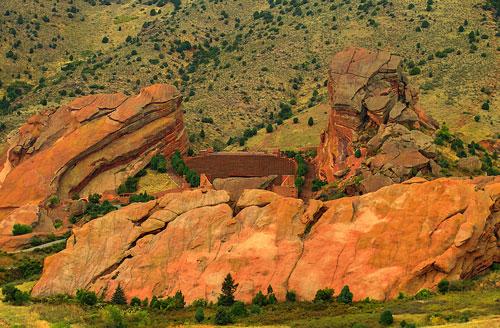 Red Rocks Amphitheater Schedule 2019