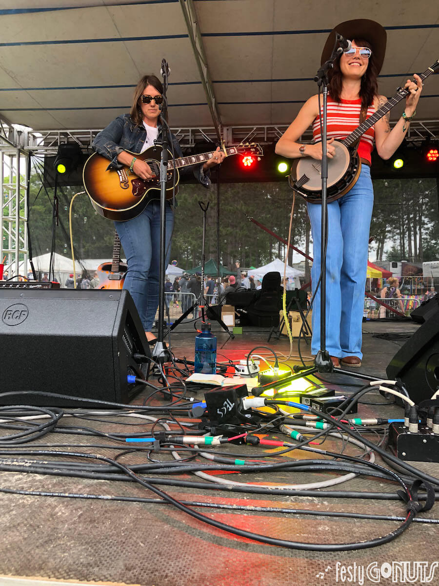 Dusty Heart at Blue Ox Music Festival 2019