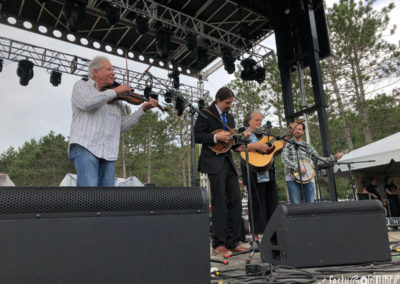 Peter Rowan at Blue Ox Music Festival 2019