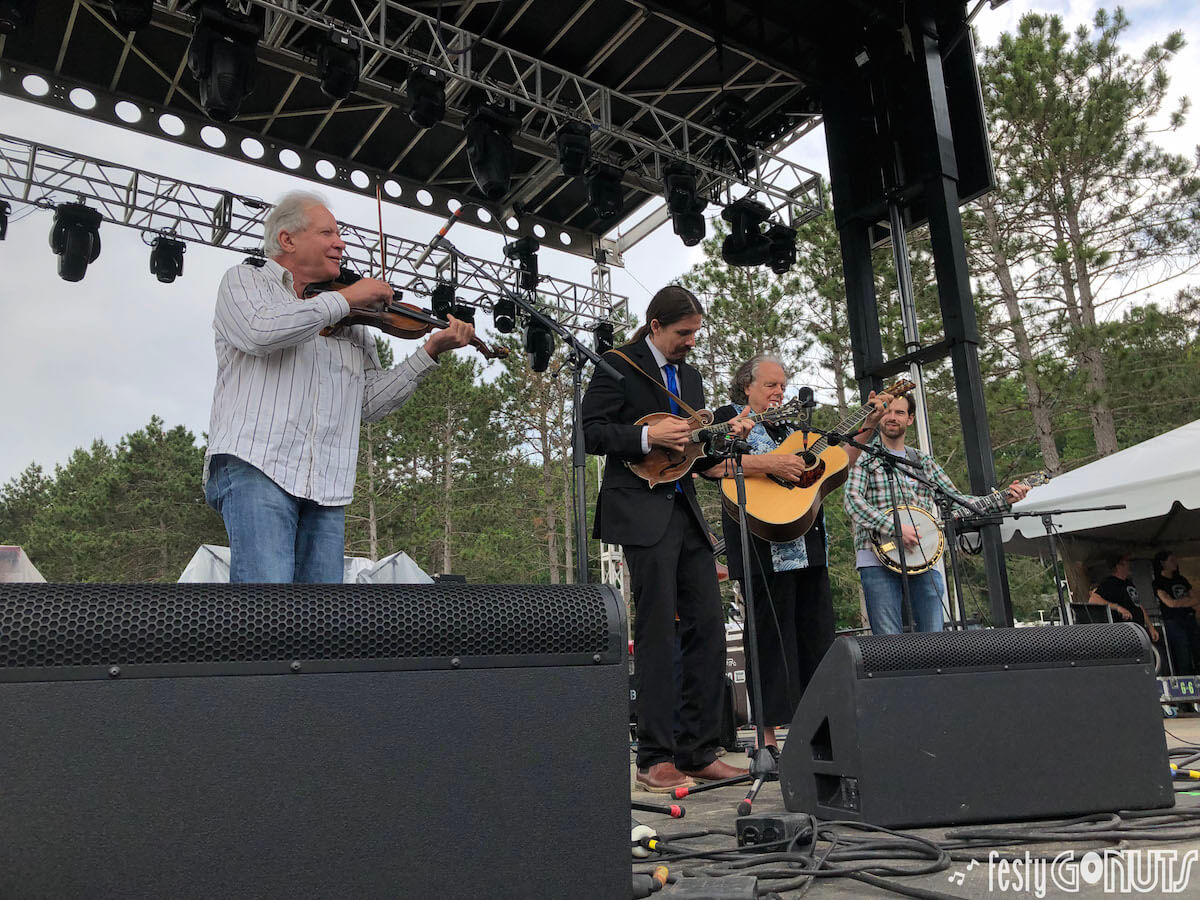 Peter Rowan at Blue Ox Music Festival 2019