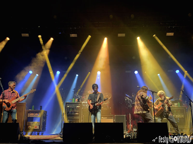 String Cheese Incident with Billy Strings at Delfest 2019