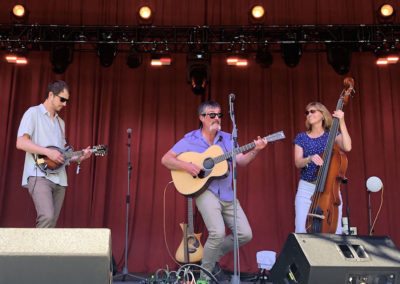 Larry Keel Experience at Delfest 2019