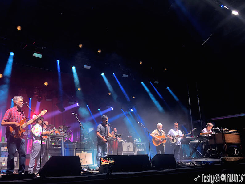 String Cheese Incident at Delfest 2019