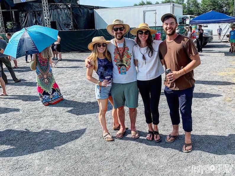 Delfest 2019 group