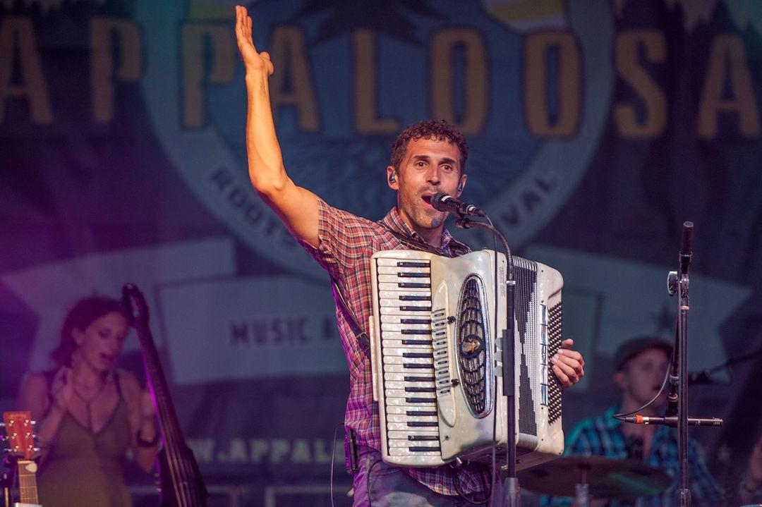 Appaloosa Music Festival | Scythian