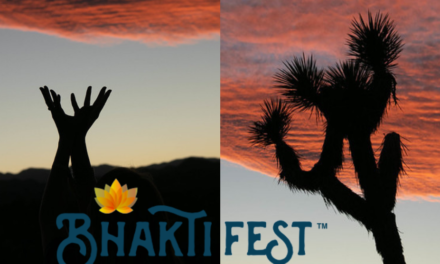 Bhakti Fest 2019: Sridhar Brings Bhakti Fest to a New Home