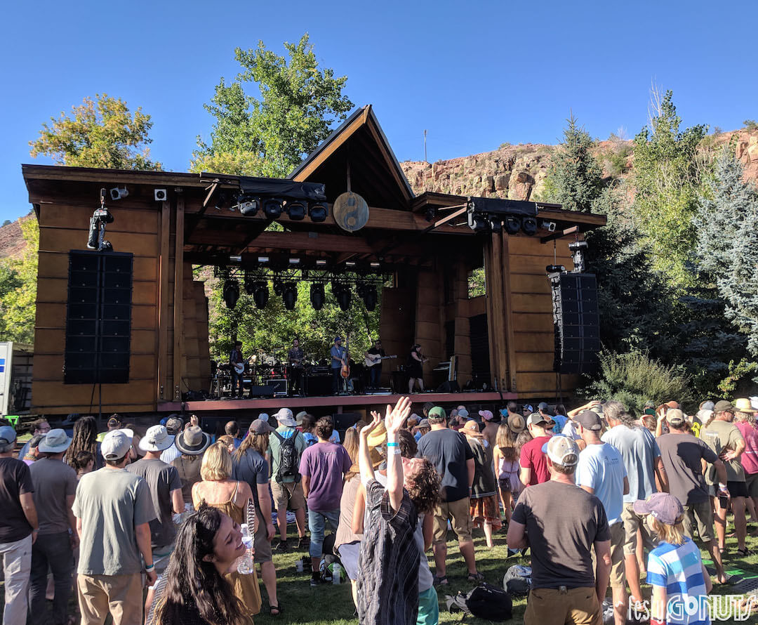 Dave Johnston | Yonder Mountain String Band | Colorado Kind Festival