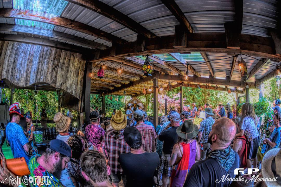 Northwest String Summit 2019 Troubadour Lounge