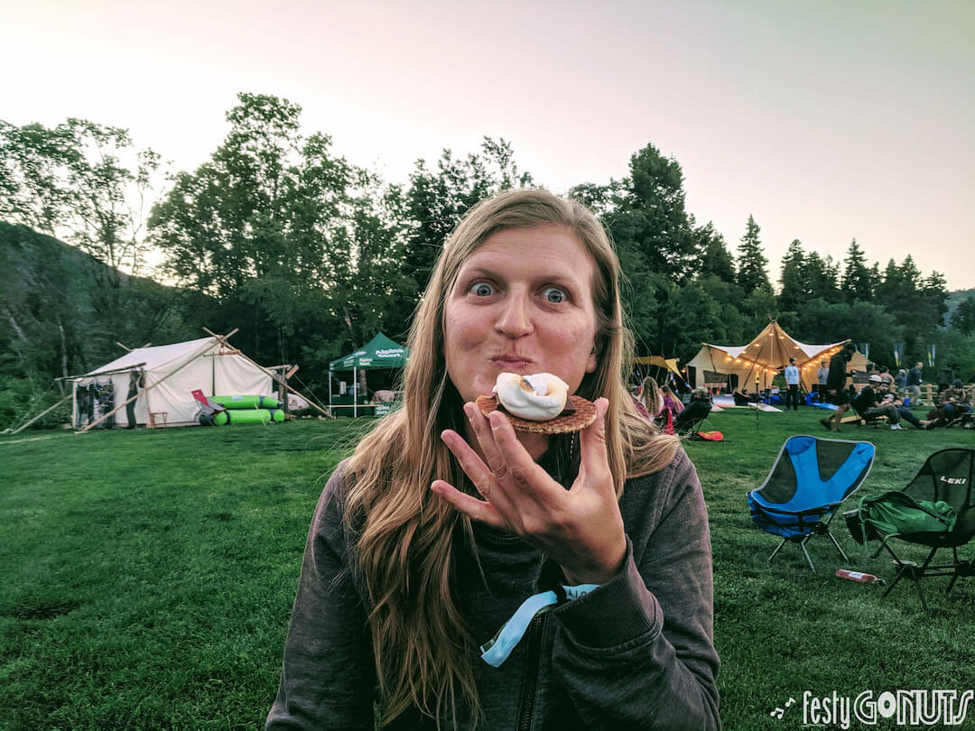 Outbound Pursuit 2019 Snowbasin - S'mores