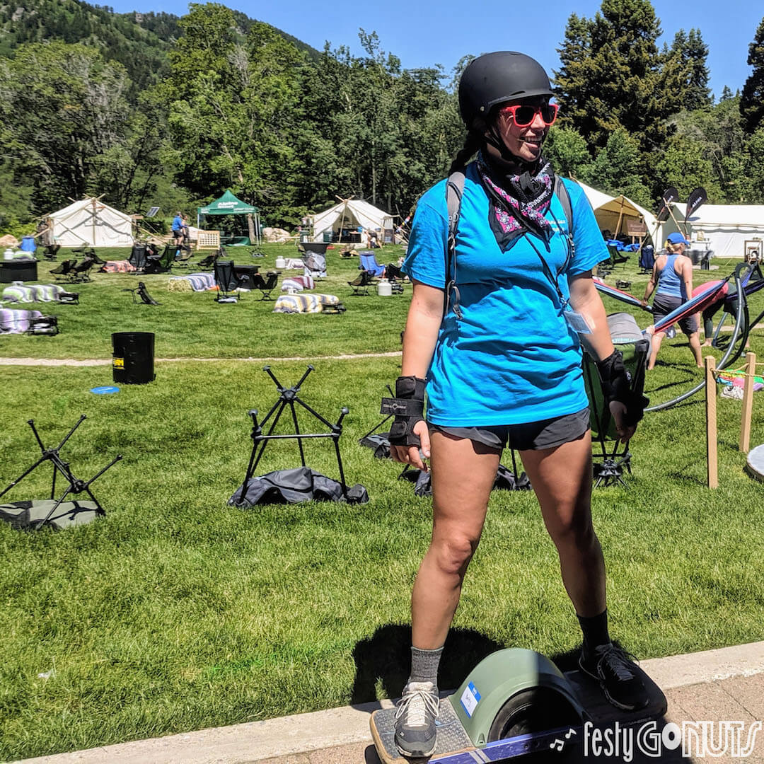 Outbound Pursuit 2019 Snowbasin OneWheel