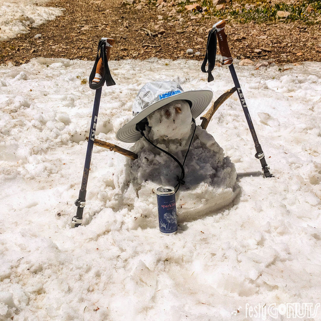 Outbound Pursuit 2019 Snowbasin snowman