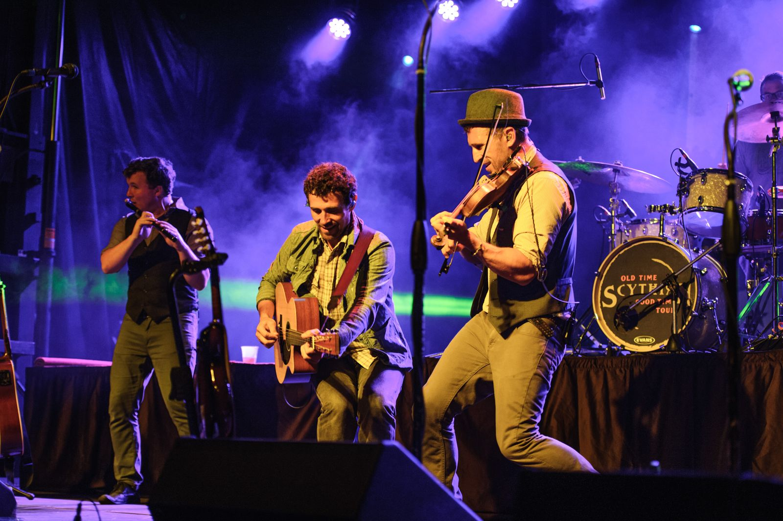 Scythian | Photo by Danielle Lussier
