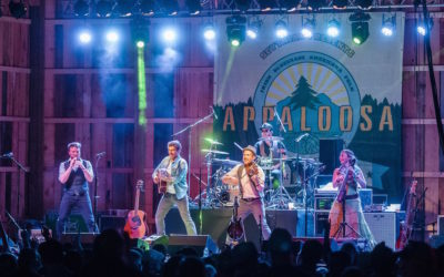 In its Fifth Year, Appaloosa Music Festival Kicks up its Heels