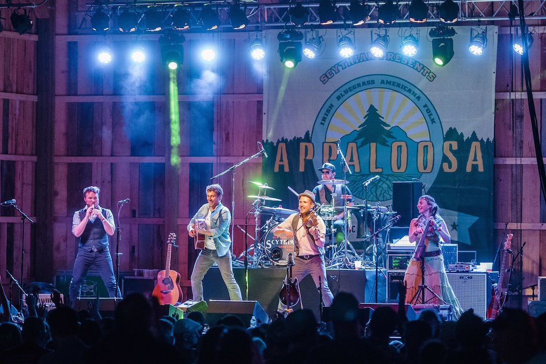 In its Fifth Year, Appaloosa Music Festival Kicks up its Heels