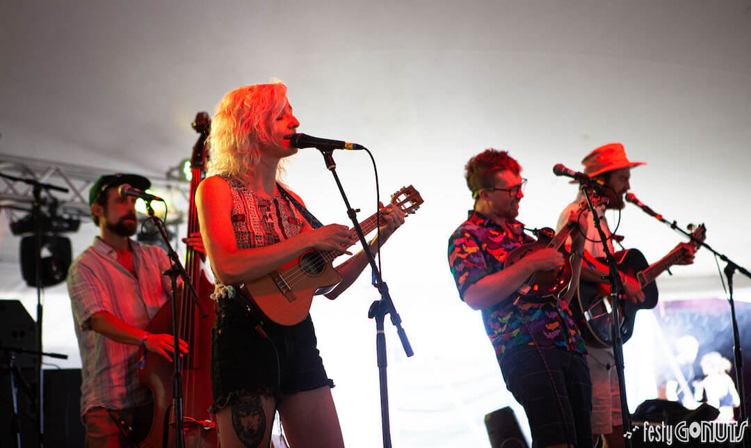 Pixie and the Partygrass Boys | ARISE Music Festival 2019